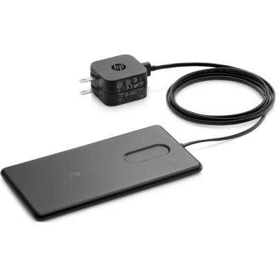 Hp oplader: Elite x3 Wireless Charger - Zwart