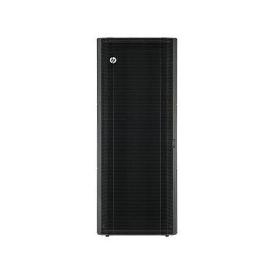 Hewlett Packard Enterprise HP 11842 1200mm Shock Universal Network Rack - Zwart