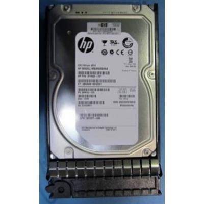 Hewlett Packard Enterprise 628180-001-RFB interne harde schijven