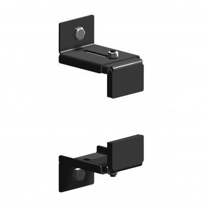 Vogel's muur & plafond bevestigings accessoire: PFA 9127 - Zwart
