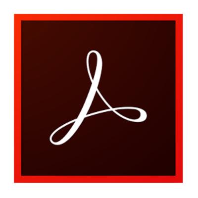 Adobe Acrobat Standard 2017 Software licentie