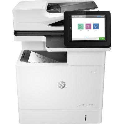 HP LaserJet Enterprise M631dn Multifunctional - Zwart