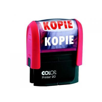 Colop stempel: Stempel Printer 20/L KOPIE