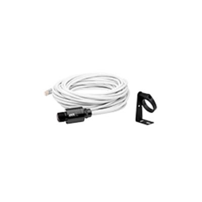 Axis beveiligingscamera bevestiging & behuizing: F1005-E - Zwart, Wit