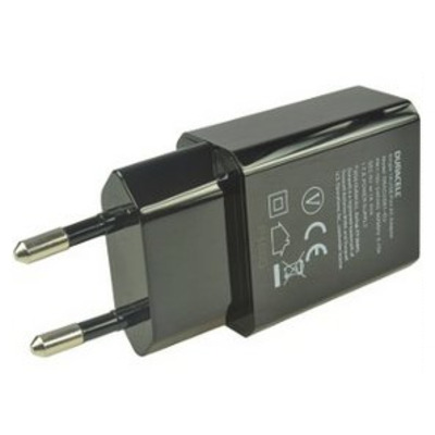 Duracell DMAC12-EU Oplader - Zwart