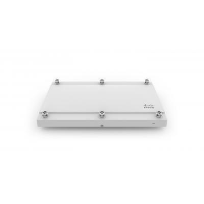 Cisco Meraki 2.4 GHz, 5 GHz, Gigabit Ethernet, 12 V, 1.17 kg Access point - Wit