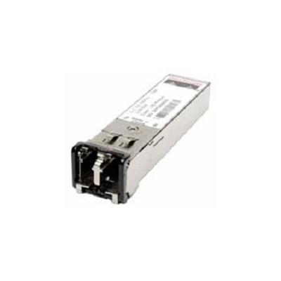 Cisco netwerk tranceiver module: SFP, FC/LC - Zilver