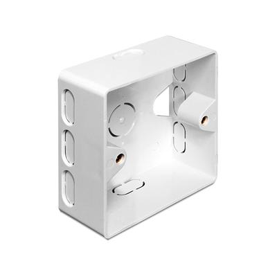 DeLOCK 86128 Elektrische aansluitkast - Wit