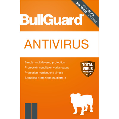 BullGuard AntiVirus Software licentie