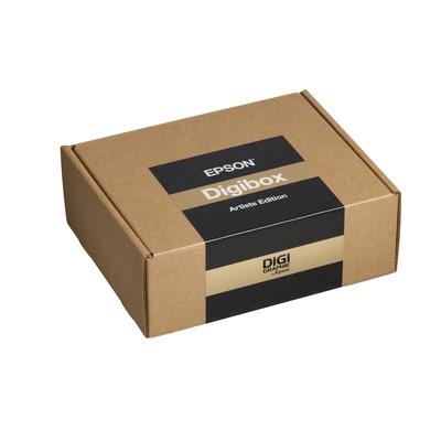 Epson Digibox Grafische software