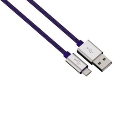 Hama 0.5m, USB 2.0-A - USB 2.0 Micro-B USB kabel - Blauw