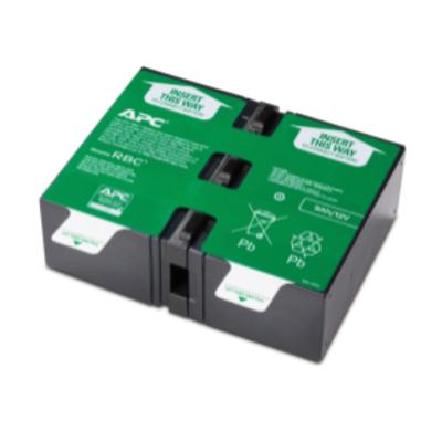 APC Batterij Vervangings Cartridge RBC124 UPS batterij