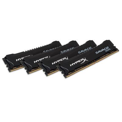 HyperX HX421C13SBK4/16 RAM-geheugen