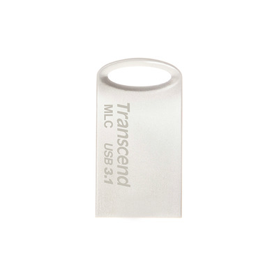 Transcend JetFlash elite 720 USB flash drive - Zilver
