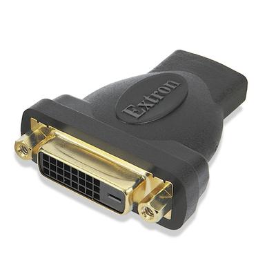 Extron HDMIF-DVIDF Kabel adapter - Zwart