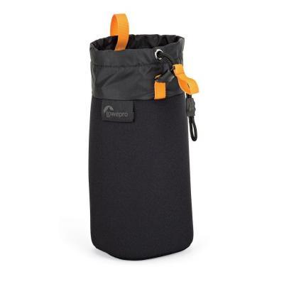Lowepro ProTactic Bottle Pouch - Zwart