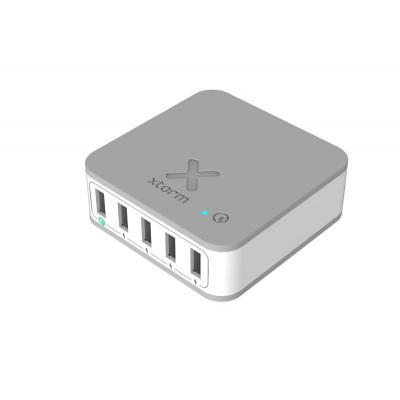 Xtorm hub: Cube Power Hub - Grijs