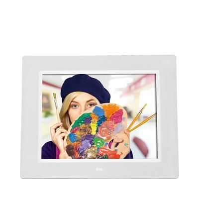 Rollei fotolijst: Degas DPF-800 White - Wit