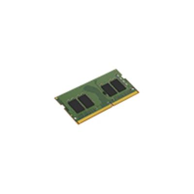 Kingston Technology 8GB, DDR4, 2666 MHz, CL19, 260-pin SODIMM RAM-geheugen