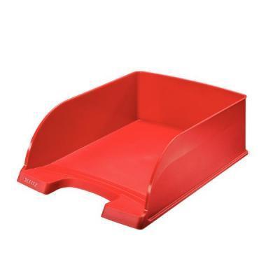 Leitz brievenbak: Brievenbak Jumbo Plus Rood