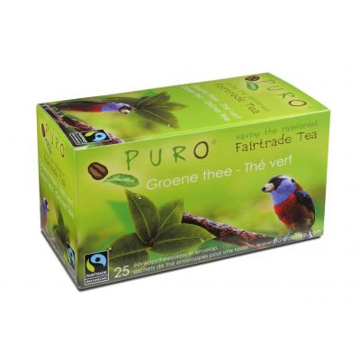 Puro thee: Fairtrade Green