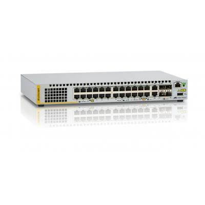 Allied Telesis AT-x310-26FT-50 Switch - Grijs