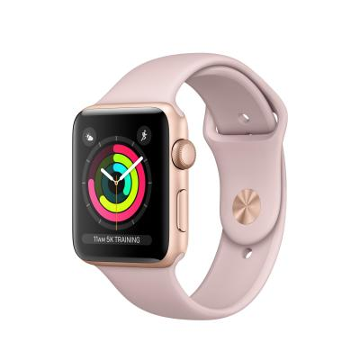 Apple smartwatch: Watch Series 3 Gold Aluminium 42mm
