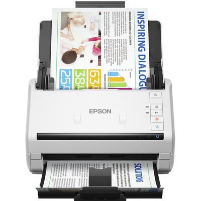 Epson WorkForce DS-530 Power PDF Scanner - Wit