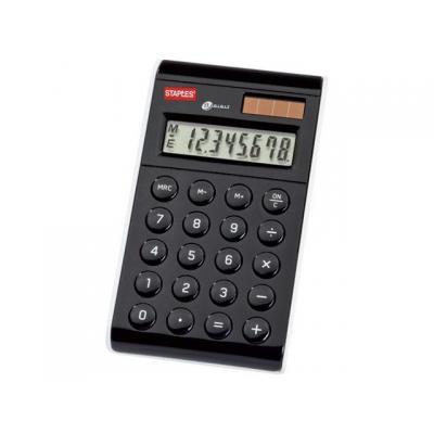 Staples calculator: Rekenmachine Design zakmodel
