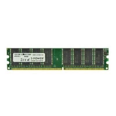 2-power RAM-geheugen: 1GB DDR 333MHz - Groen
