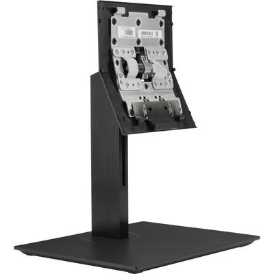 HP ProOne G4 in hoogte verstelbare standaard - Zwart