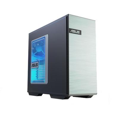 ASUS GS30-9700002C Pc - Zwart, Zilver