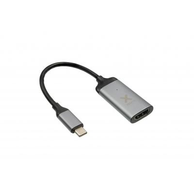 Xtorm USB-C - HDMI, 4K, 60Hz, 18 g - Grijs