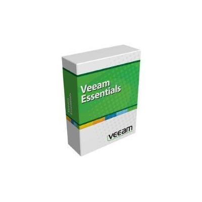 Veeam software licentie: Backup Essentials Standaard voor VMware