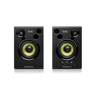 Hercules DJMonitor 42 Speaker - Zwart