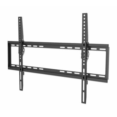 "Manhattan Monitor/TV Wall Mount (tiltable), 1 screen, 37-70"", Vesa 200x200 to 600x400mm, Max 35kg, Black ....."