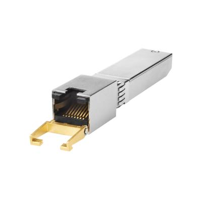 Hewlett Packard Enterprise 10G SFP+ Netwerk tranceiver module - Aluminium