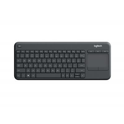 Logitech toetsenbord: K400 Professional - Grafiet, QWERTY