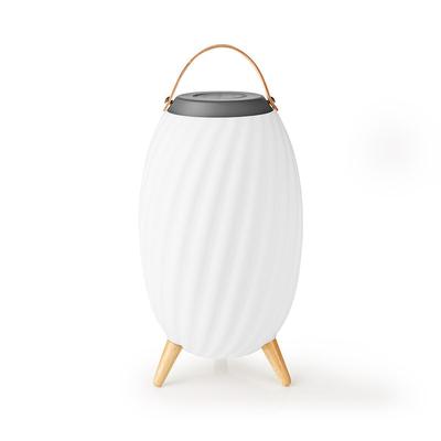 Nedis SPBT35805WT Speaker - Wit, Grijs