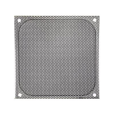 Lian li cooling accessoire: PT-AF12-1B - Steel Air Filter, black - Zwart
