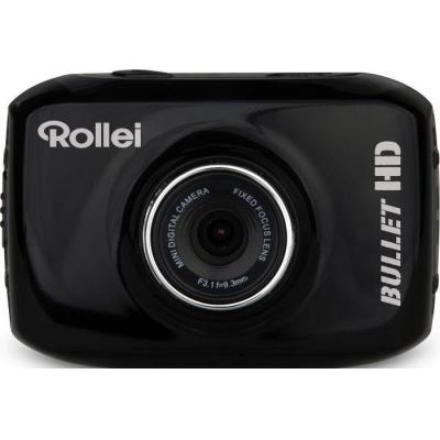 Rollei actiesport camera: Bullet Youngstar 720p - Zwart