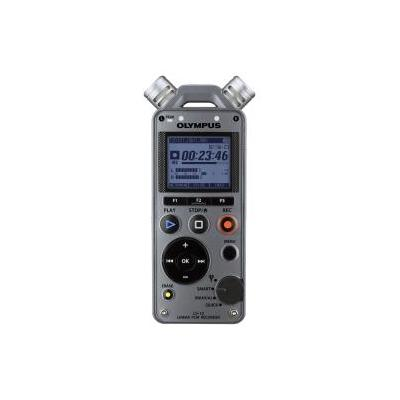 Olympus voice recorder: LS-12 - Wit