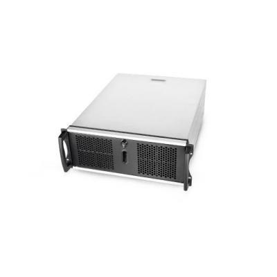 Chenbro Micom RM41300-F2 Netwerkchassis - Zwart, Grijs