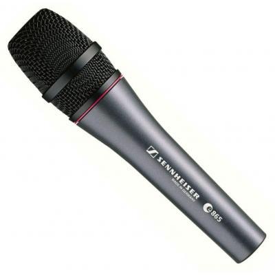 Sennheiser e 865 Microfoon