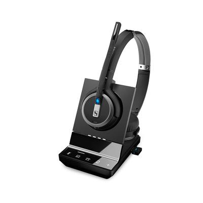 Sennheiser SDW 5066 Headset - Zwart