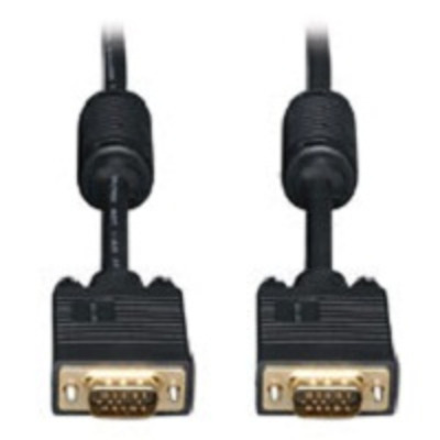 Ergotron SVGA/VGA Monitor Cable VGA kabel  - Zwart