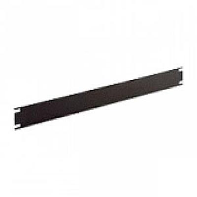 Hewlett Packard Enterprise 1U 100-pack Black Universal Filler Panel Rack toebehoren - Koolstof