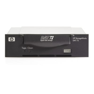 Hewlett Packard Enterprise StorageWorks HP DAT72 USB Internal Tape drive - Zwart