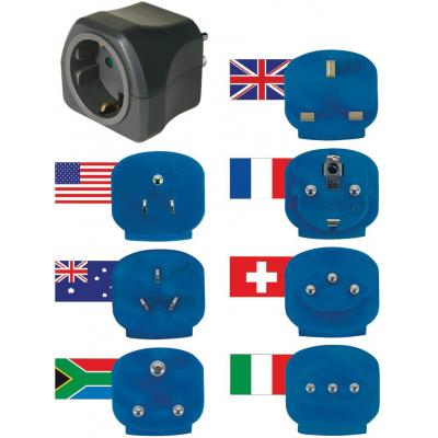 Brennenstuhl 1508160 stekker-adapter