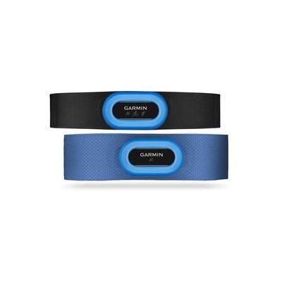 Garmin hartslagmeter: HRM-Tri + HRM-Swim - Zwart, Blauw